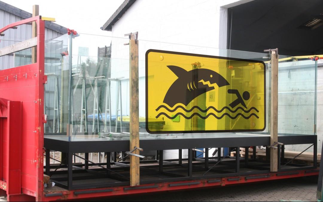 Making of…     Das Haifischbecken Teil 1