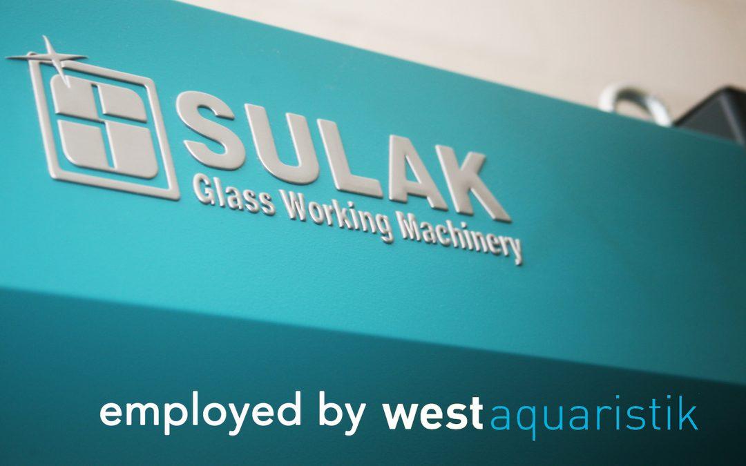 westaquaristik erweitert Maschinenpark