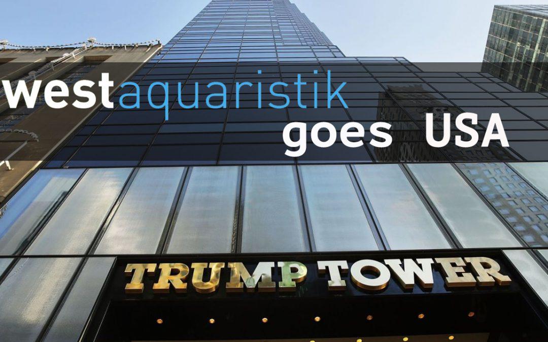 westaquaristik mit Vertriebs- und Montage-Niederlassung in New York