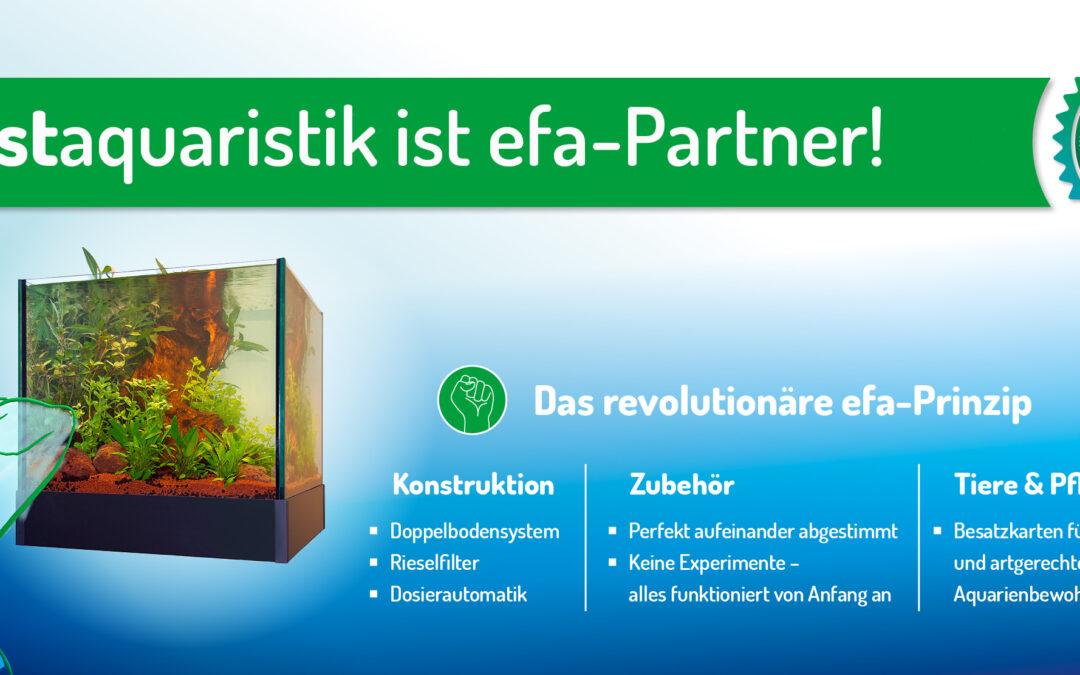 westaquaristik Partner von efa Aquarien